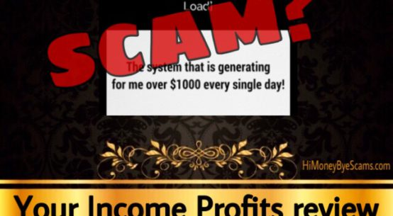Your Income Profits review scam