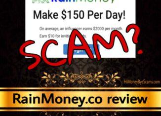 RainMoney.co review scam