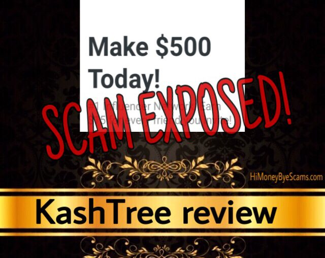 KashTree review scam