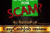 EasyCashJob review scam