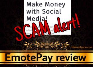 EmotePay review scam