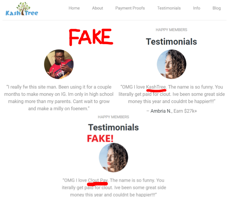 Kashtree Review Kashtree Com Scam My Research Says Yes Hi Money Bye Scams