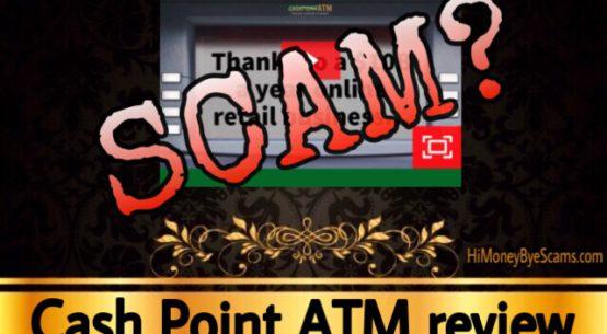 Cash Point ATM review scam
