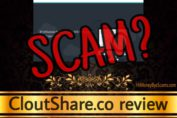 CloutShare.co scam review