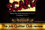 The Job Quitter Club scam review