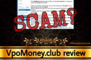 VpoMoney.club review scam