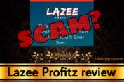 Lazee Profitz scam review