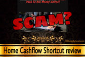 Home CashFlow Shortcut scam review