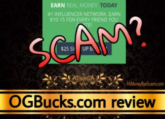 OGBucks.com review scam