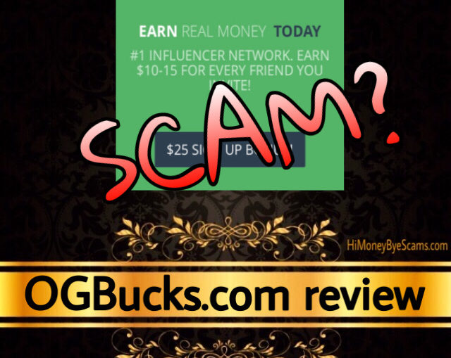 OGBucks.com review scam