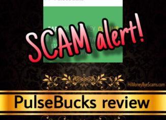 PulseBucks review scam