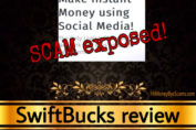 SwiftBucks scam review