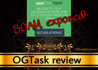 OGTask scam review