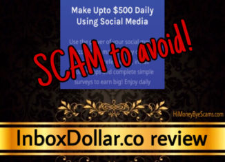 InboxDollar.co review scam