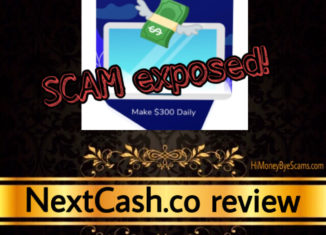 NextCash.co scam review