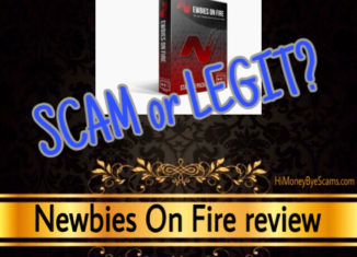 Newbies On Fire scam review