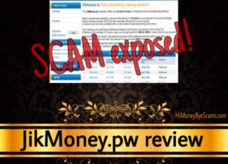 JikMoney.xyz review scam