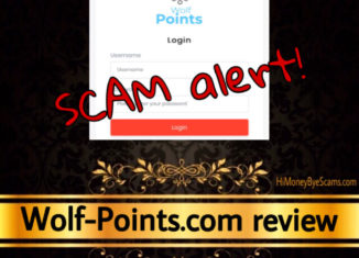 Wolf-Points.com review scam