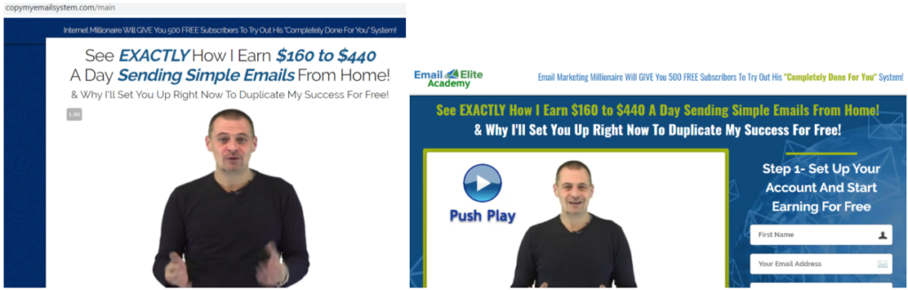 Email Elite Academy SCAM [Review] - COMPLAINTS exposed! - Hi Money ...