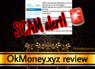 OkMoney.xyz review scam