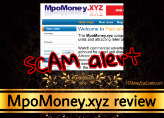 MpoMoney.xyz review scam