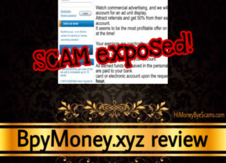 BpyMoney.xyz review scam