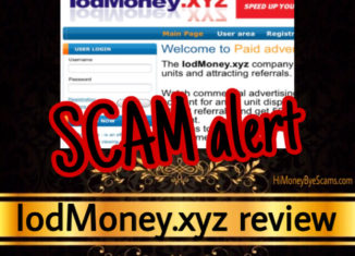 IodMoney.xyz review scam