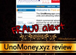 UnoMoney.xyz review scam