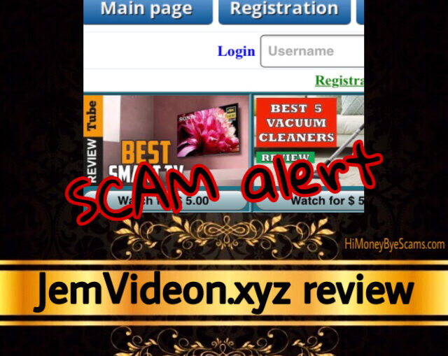 JemVideon.xyz review scam
