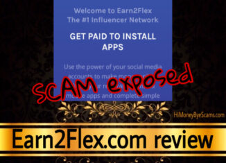 Earn2Flex review scam