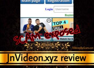 JnVideon.xyz review scam