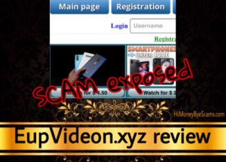 EupVideon.xyz review scam