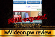 IwVideon.pw review scam