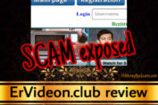 ErVideon.club review scam