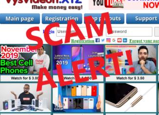 VysVideon.xyz review scam