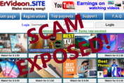 ErVideon.site review scam