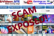 ErVideon.site review scam