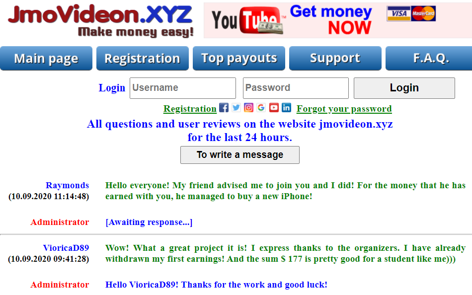 JmoVideon.xyz review fake