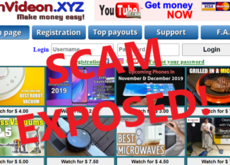 OnVideon.xyz review scam