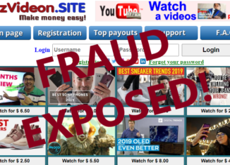 AizVideon.site review scam