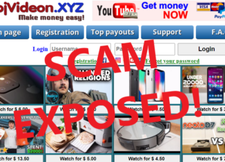 GpjVideon.xyz review scam