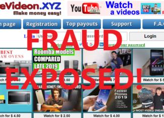 NteVideon.xyz review scam