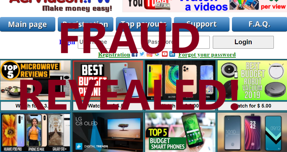AerVideon.pw review scam