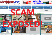EubVideon.pw review scam