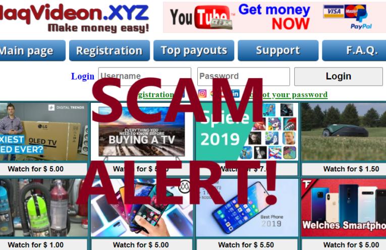 IaqVideon.xyz review scam