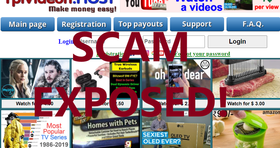 YpiVideon.host review scam