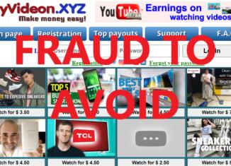 EcyVideon.xyz review scam