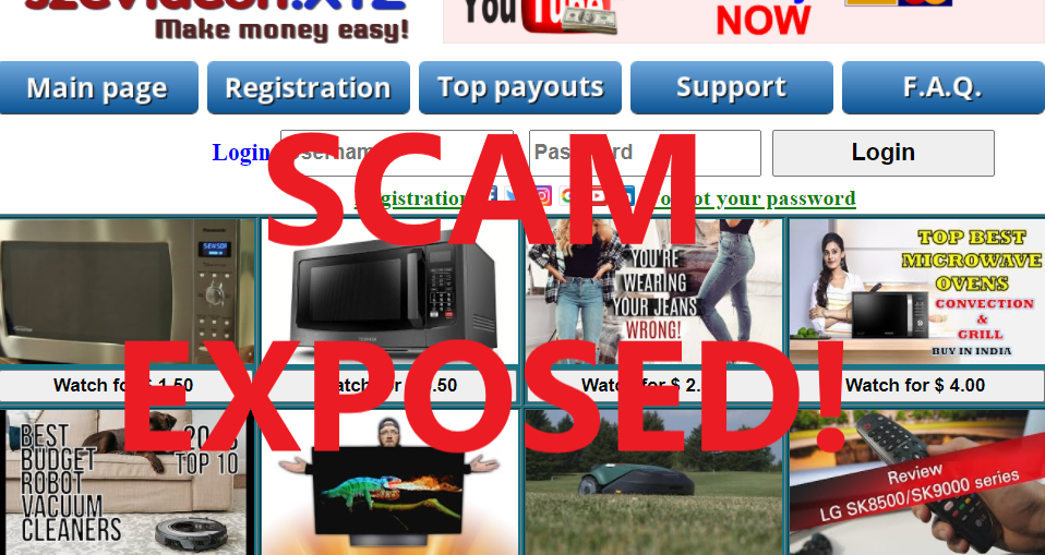 JzeVideon.xyz review scam