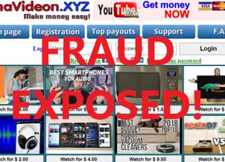 OmaVideon.xyz review scam