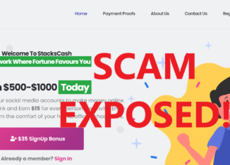 StacksCash review scam